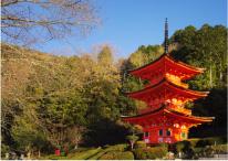 長福寺 三重塔