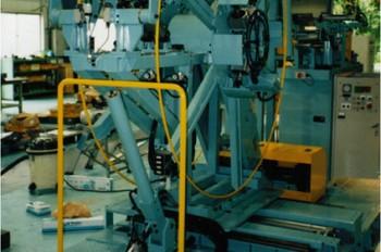 20樹脂チューブ自動巻取機