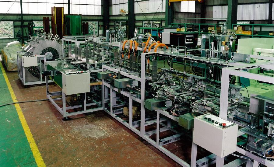 1_紙袋加工製造装置